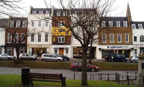 Waynflete House, 72-80 High Street, Esher, Surrey